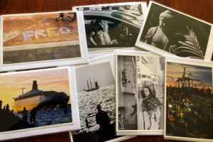books and cards about fremantle
