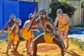 australian aboriginal dancers