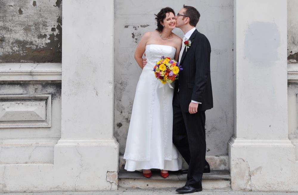 wedding couple high street arch fremantle