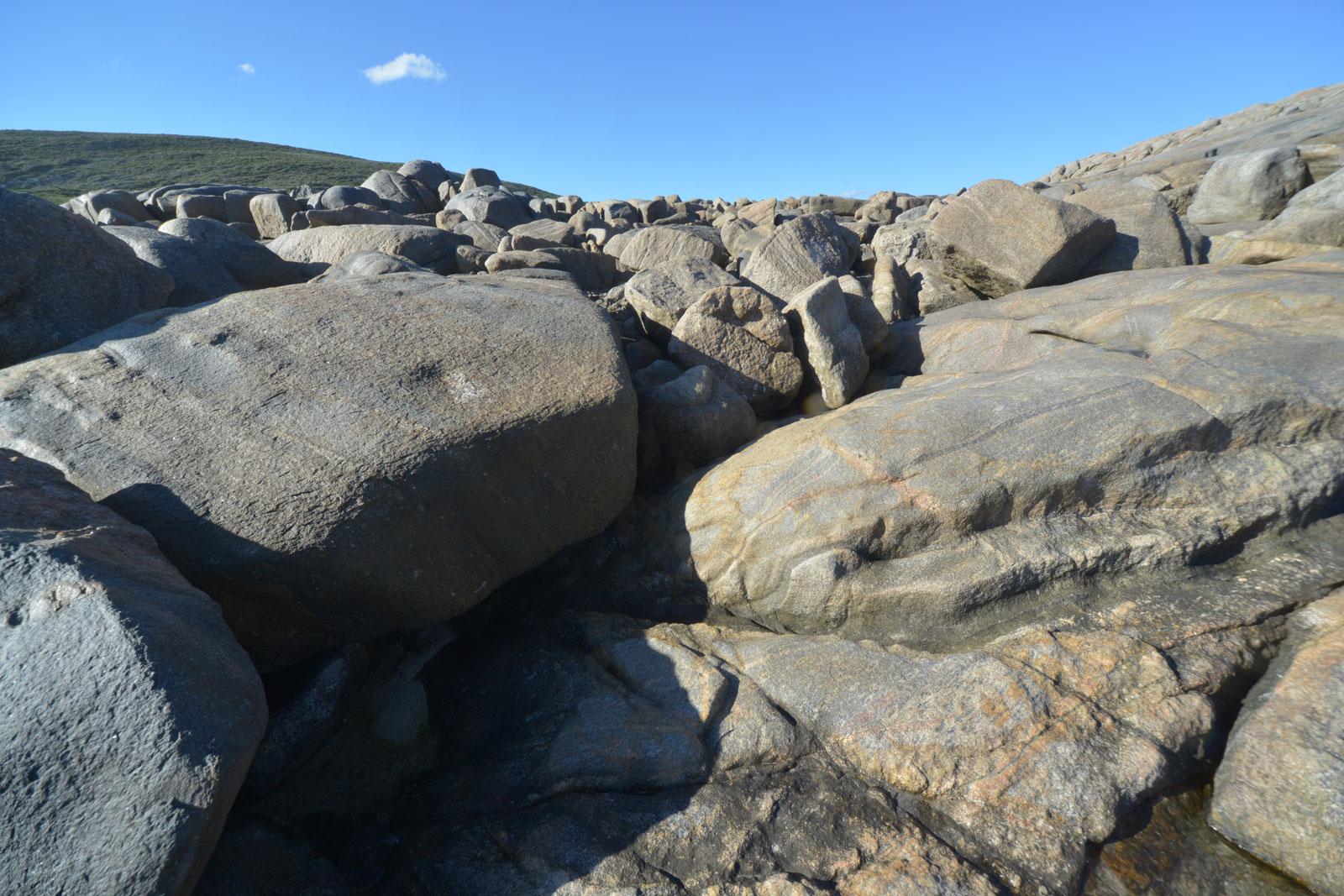rocky outcrop albany