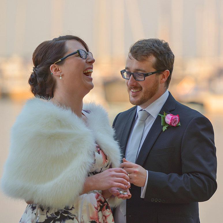 crawley bay wedding